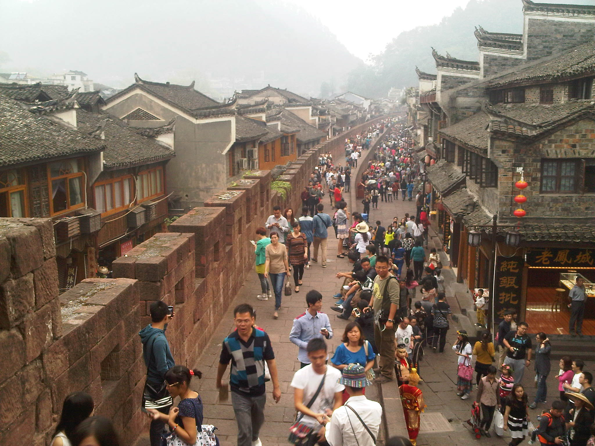 Xiangxi China  city photos gallery : Fenghuang, Xiangxi Why Visit China