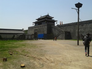 Xiangshan Film and Television City Battlefield
