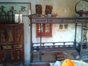 Qiantong Ancient Town Bed